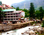 Manali Hill Stations