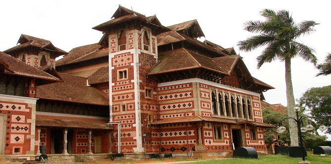 British Colonial Architecture Trivandrum