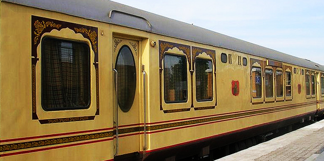 Golden Triangle Rail Tour
