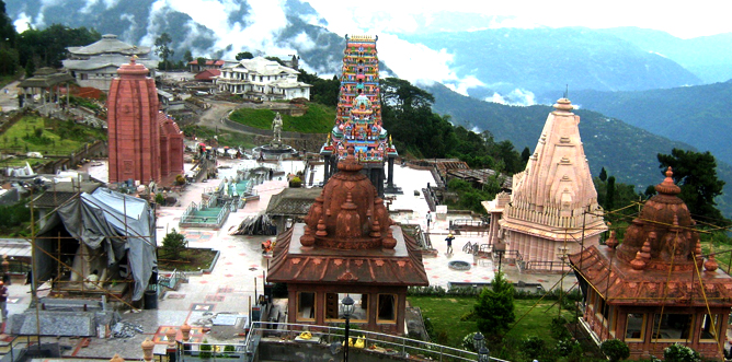 Spiritual Places in India And Other Spiritual Places
