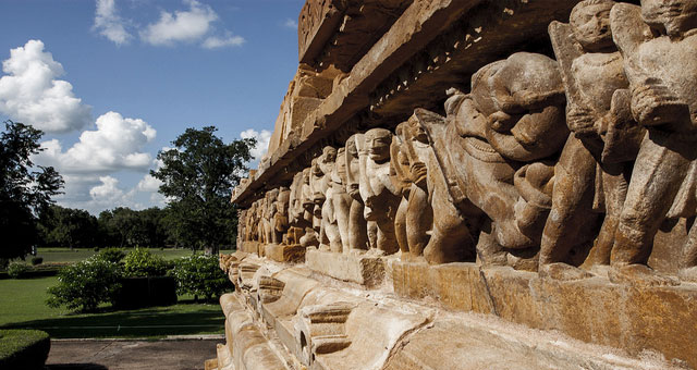 Sculpture Khajuraho